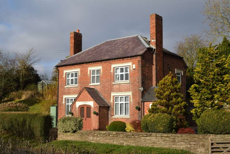 3 Bedrooms Property for sale in Sunny Bank, Cholstrey, Leominster, Herefordshire, HR6 9AN