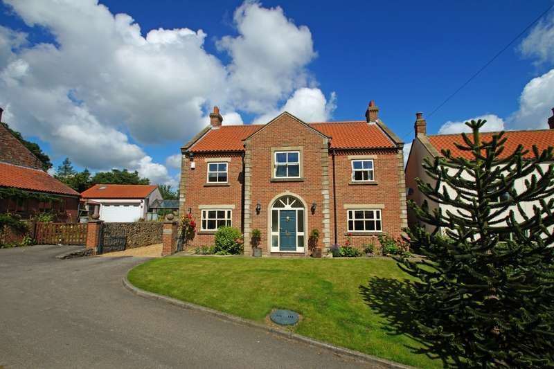 6 Bedrooms Detached House for sale in Reed Meadows, North Cowton, Northallerton, DL7 0EP