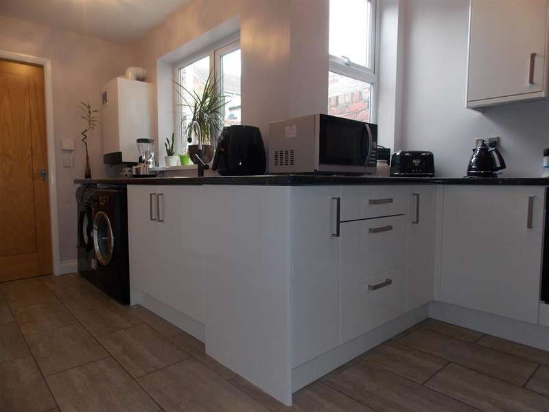2 Bedrooms End Of Terrace House for sale in Frederick Street, Middlesbrough, TS3 6JT