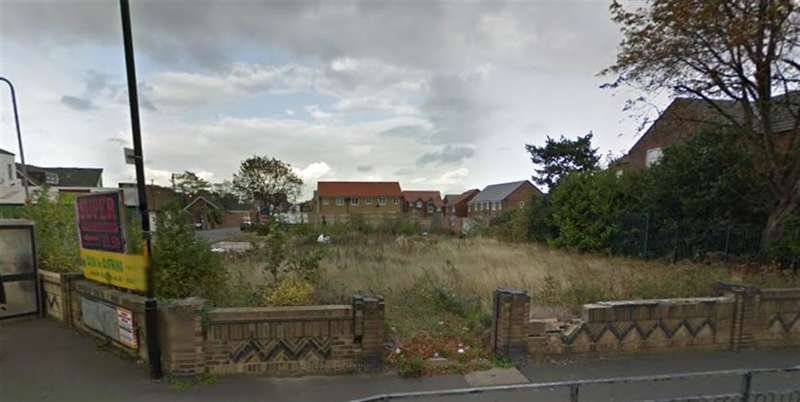 1 Bedroom Land Commercial for sale in Longlands Road , Longlands , Middlesbrough , TS4 2JL