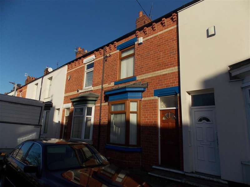 3 Bedrooms Terraced House for sale in Glebe Road, Middlesbrough, TS1 4EW