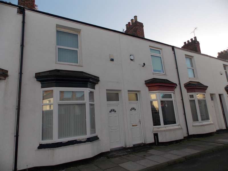2 Bedrooms Terraced House for sale in Colville Street, Middlesbrough, TS1 4BP
