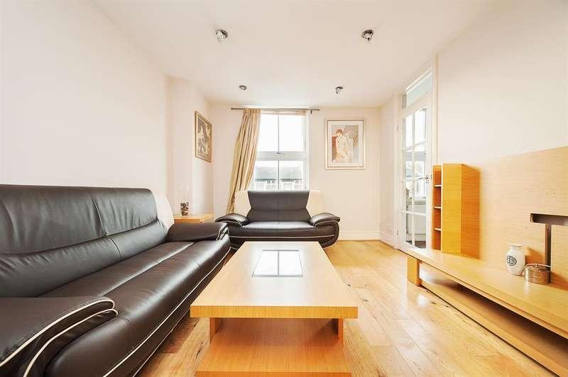 1 Bedroom Flat for sale in St. Julians Road, London, NW6 7LA