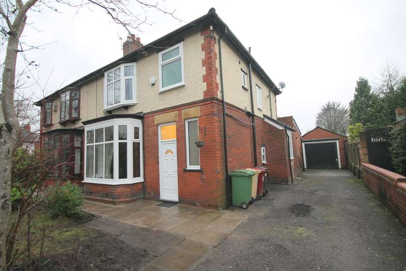 3 Bedrooms Semi Detached House for sale in Green Lane, Great Lever, Bolton, BL3 2ER