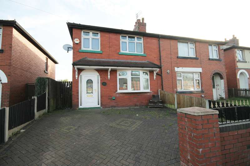 4 Bedrooms Semi Detached House for sale in Ramsay Avenue, Farnworth, Bolton, BL4 9RA