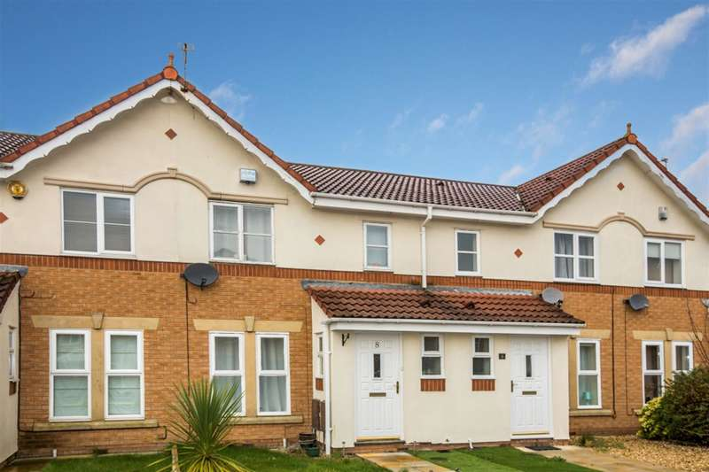 3 Bedrooms Terraced House for sale in Cringlebarrow Close, Boothstown, Manchester, M28 1YG