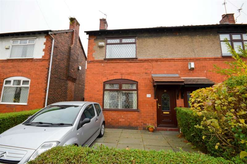 3 Bedrooms Semi Detached House for sale in Newearth Road, Worsley, Manchester, M28 7UT
