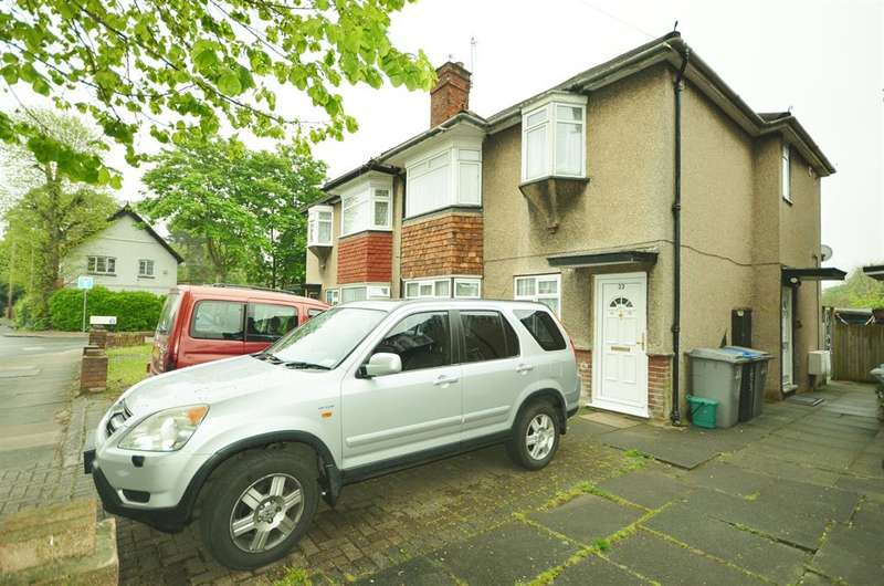 2 Bedrooms Maisonette Flat for sale in Woodgrange Avenue , Kenton , Harrow, HA3 0XG