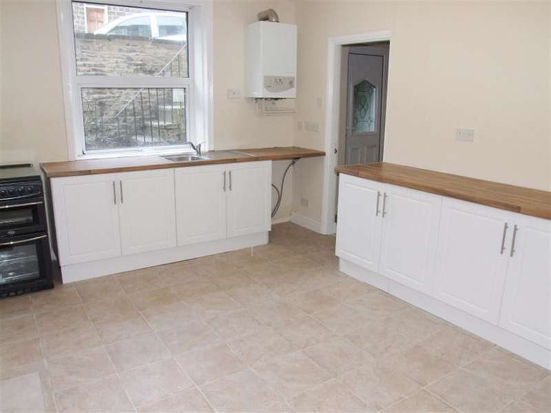 2 Bedrooms Terraced House for sale in Cleveland Avenue, Siddal, Halifax, HX3 9BA