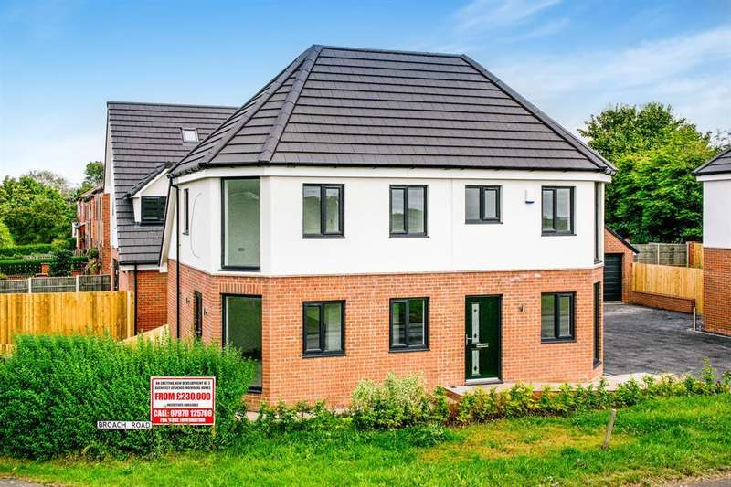 3 Bedrooms Detached House for sale in Church View, Hensall, Goole, DN14 0UU