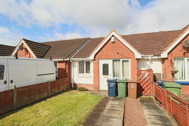 2 Bedrooms Terraced House for sale in Benton Avenue, Sunderland, SR5 4NB