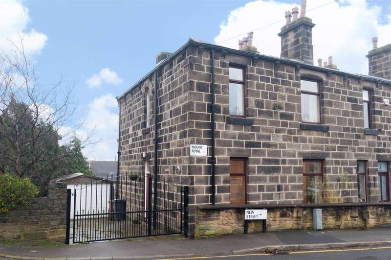 3 Bedrooms Terraced House for sale in Mount Royal, Horsforth, LS18