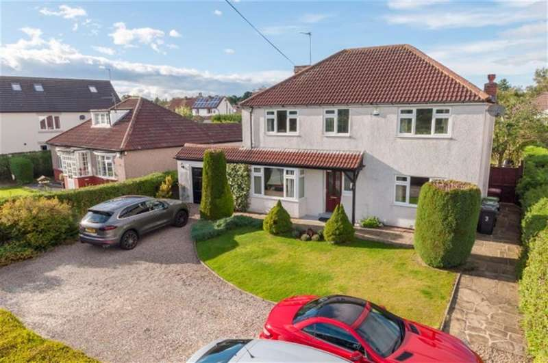 4 Bedrooms Detached House for sale in The Sycamores, Bramhope, Leeds, LS16