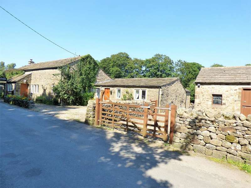 4 Bedrooms Detached House for sale in Barndale House, Otterburn