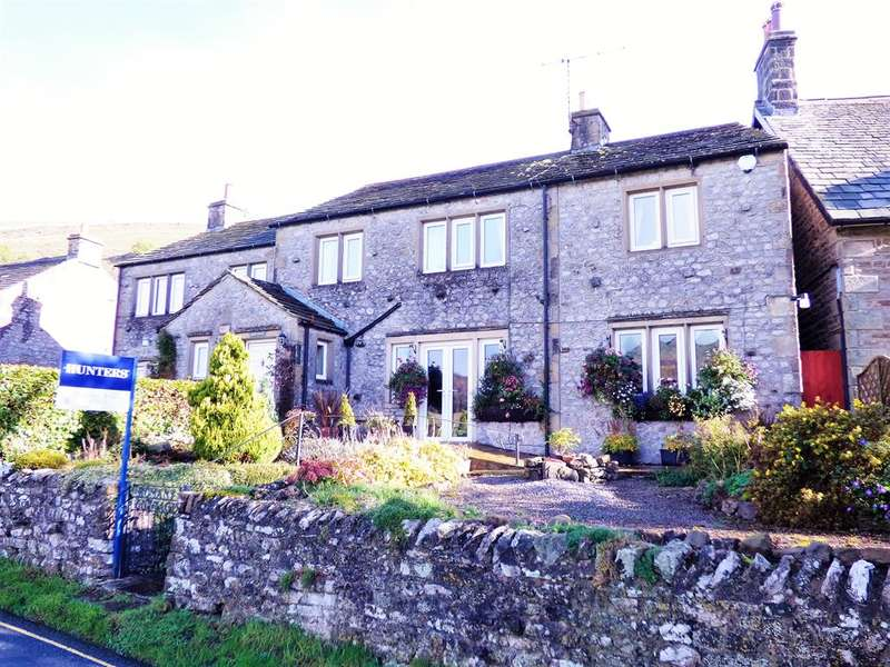 4 Bedrooms Semi Detached House for sale in Romany Cottage, Buckden