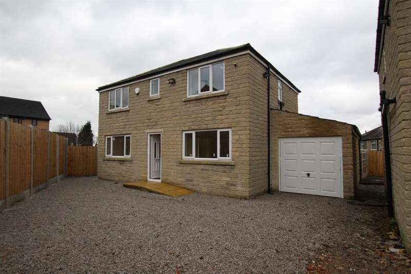 4 Bedrooms Detached House for sale in Southmere Drive, Bradford, BD7 4EA