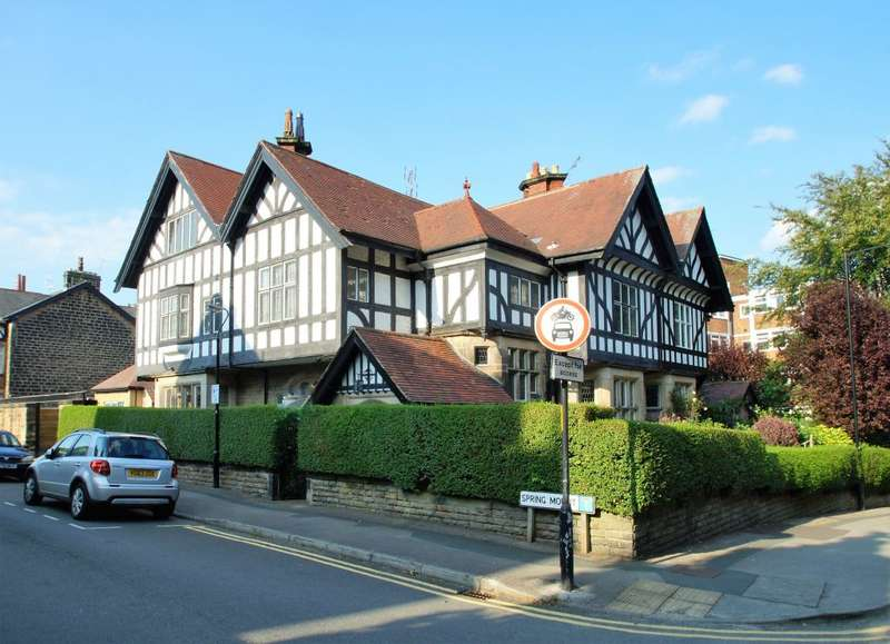 3 Bedrooms Maisonette Flat for sale in Flat 2, Arden Grange, Springfield Avenue, Harrogate, North Yorkshire, HG1 2HR