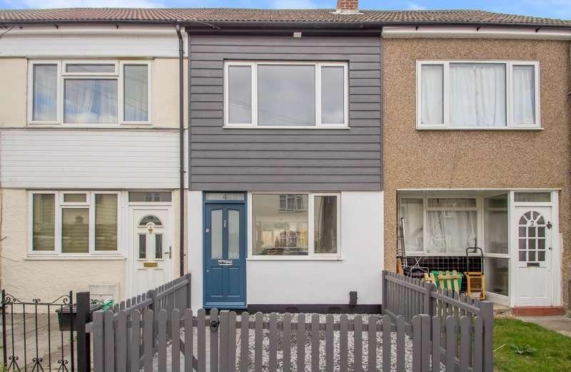 2 Bedrooms Terraced House for sale in Eden Road, Beckenham