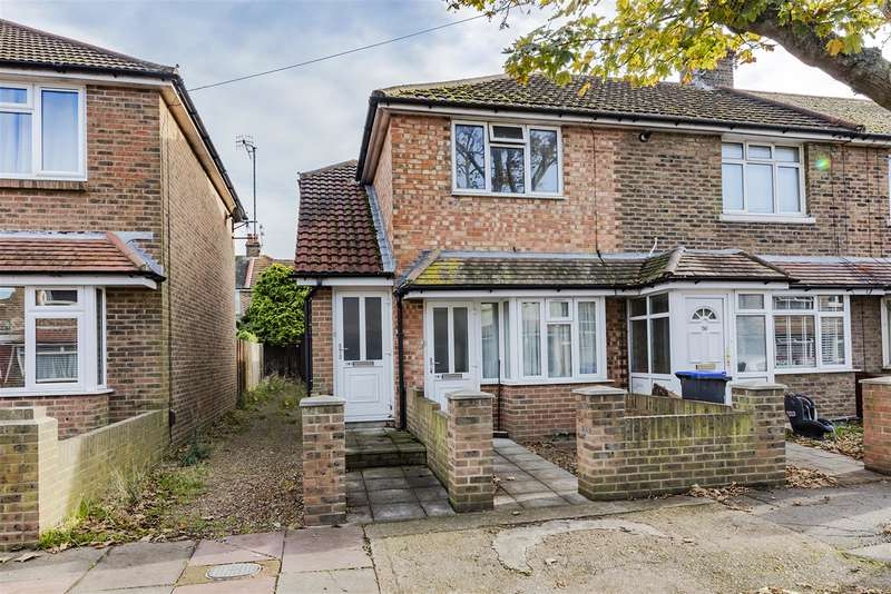 1 Bedroom Flat for sale in St Anselms Road, Worthing, West Sussex, BN14 7EN