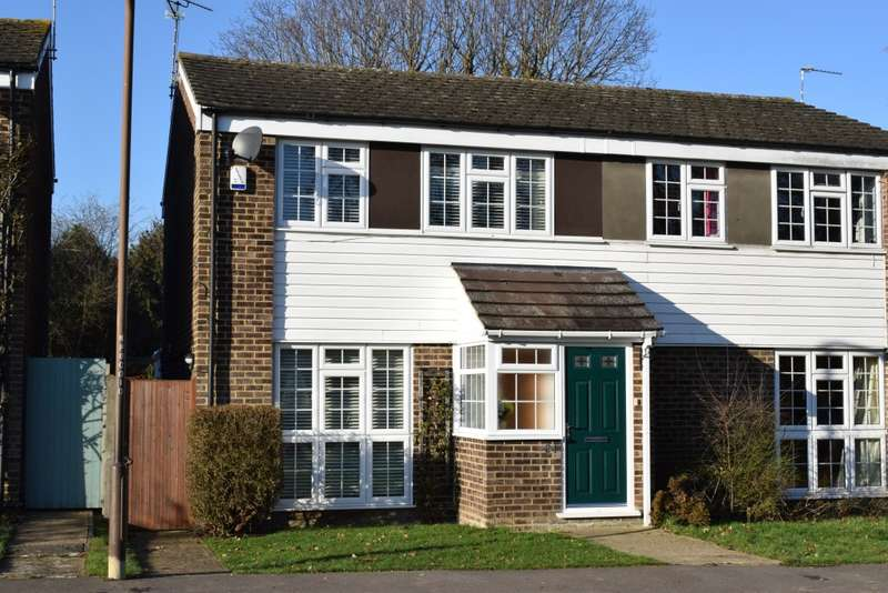 3 Bedrooms Semi Detached House for sale in Poyntell Road, Staplehurst