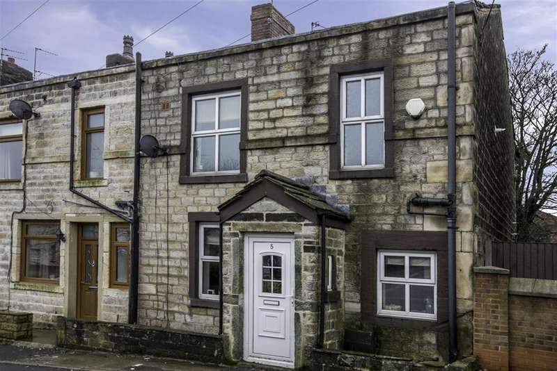2 Bedrooms Terraced House for sale in Ashbrook Hey Lane, Smallbridge, Rochdale, OL12 9AG