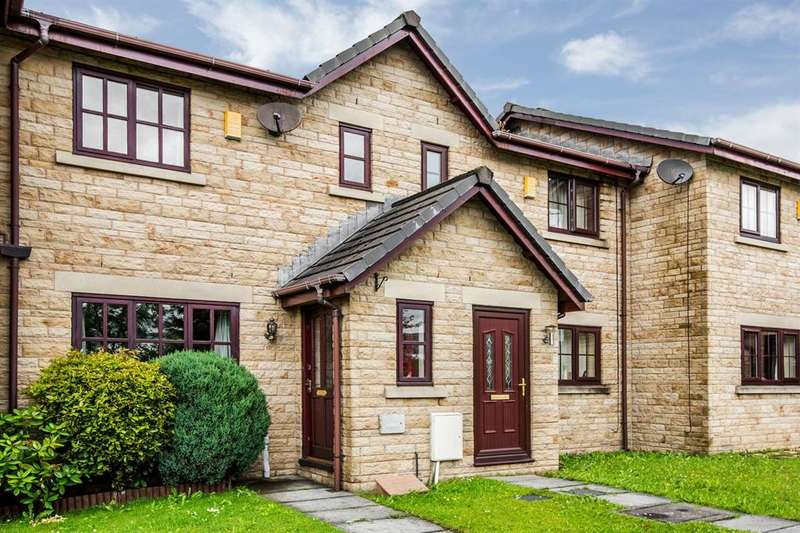 3 Bedrooms Mews House for sale in Whitelees Road, Littleborough, OL15 8DU