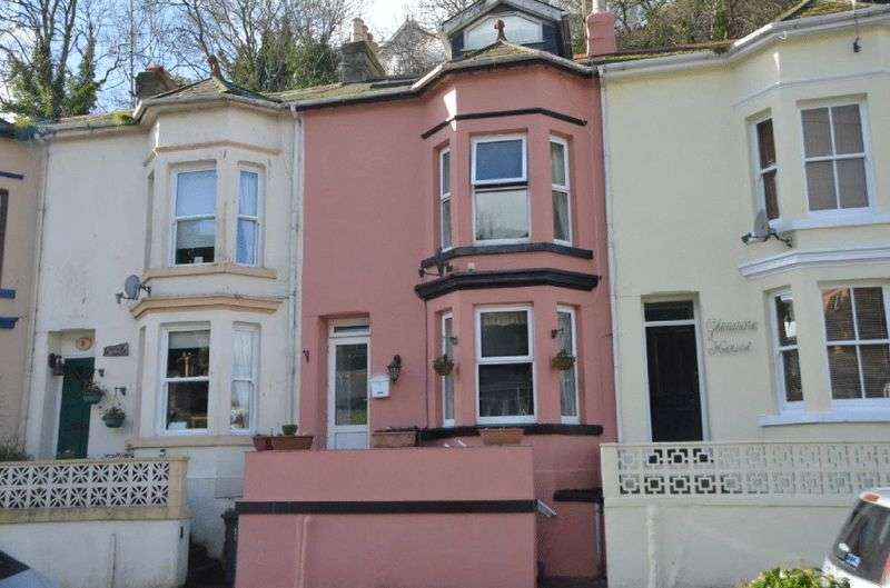 4 Bedrooms Terraced House for sale in GLENMORE ROAD, BRIXHAM