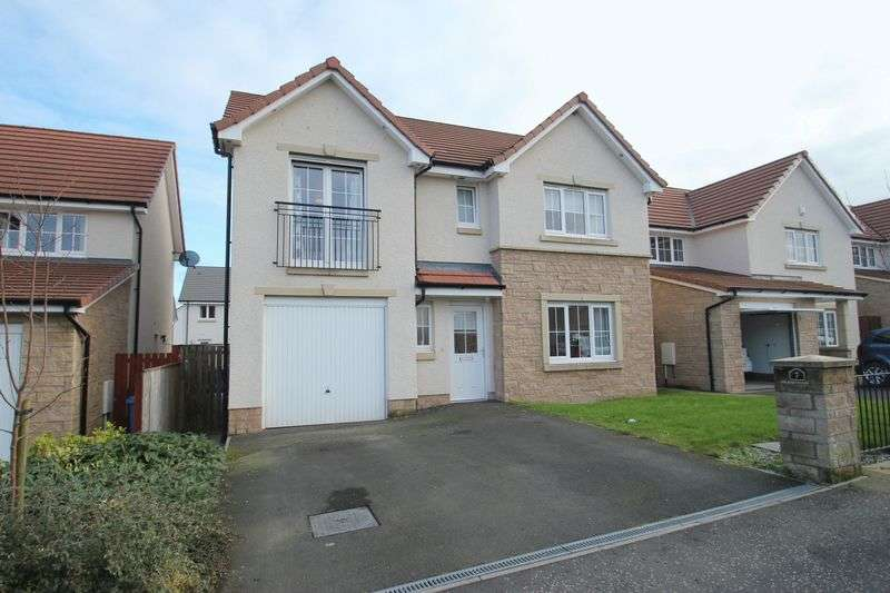4 Bedrooms Detached House for sale in Brodie Avenue, Alloa