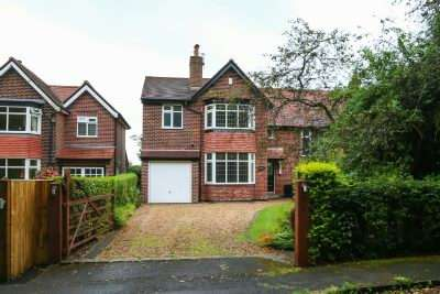 4 Bedrooms Semi Detached House for sale in West Lane, High Legh, Lymm