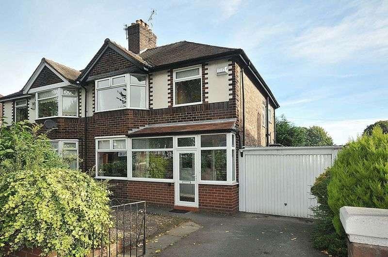 3 Bedrooms Semi Detached House for sale in Wilderspool Causeway, Warrington