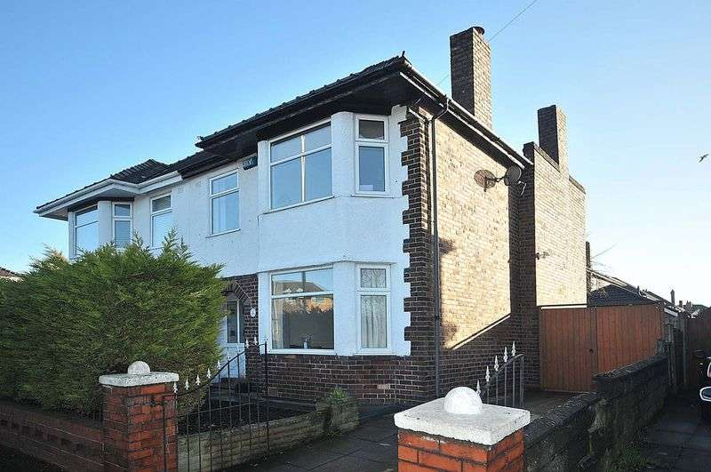 3 Bedrooms Semi Detached House for sale in Chester Road, Warrington