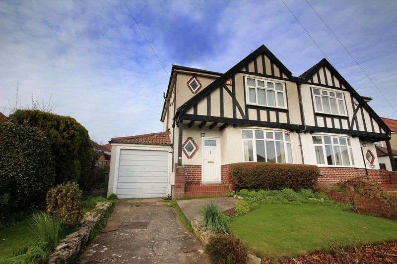 3 Bedrooms Semi Detached House for sale in Southdown Road, Bristol