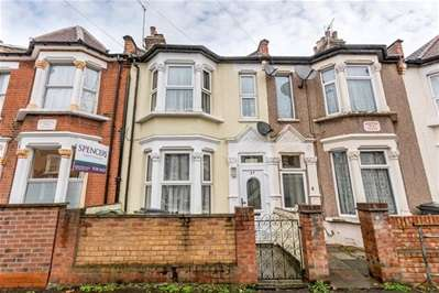 3 Bedrooms Terraced House for sale in Blenheim Road, London