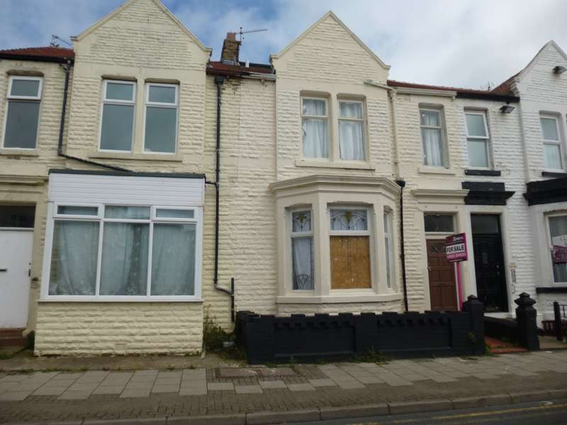 5 Bedrooms Terraced House for sale in Livingstone Road, Blackpool