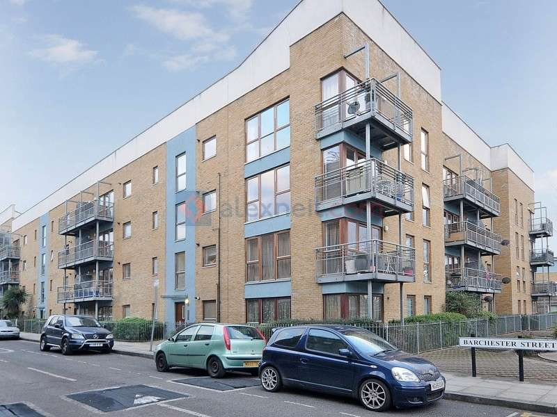 2 Bedrooms Flat for sale in Barchester Street, Poplar E14