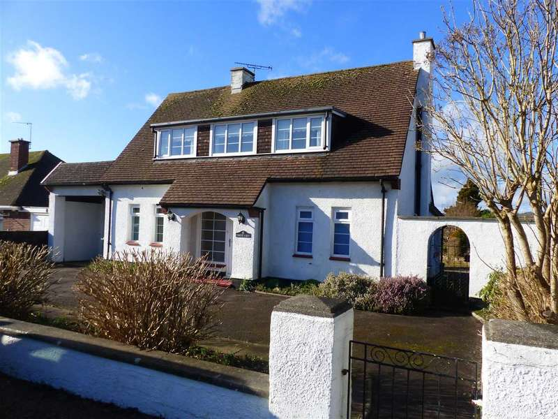 3 Bedrooms Detached House for sale in Hendrick Drive, Sedbury, Chepstow