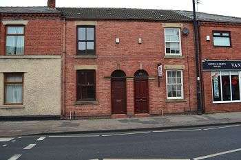 2 Bedrooms Terraced House for sale in Darlington Street East, Wigan, WN1 3EF