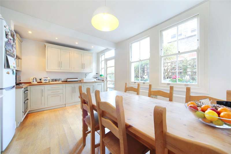 2 Bedrooms Flat for sale in Endlesham Road, Balham, London, SW12