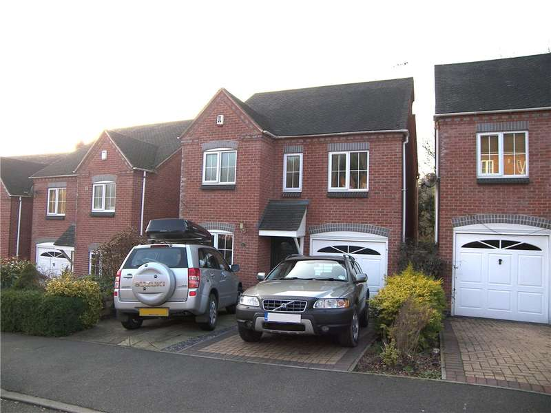 3 Bedrooms House for sale in Moorlands Road, Ambergate, Belper, Derbyshire, DE56