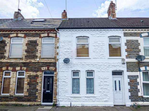 3 Bedrooms Terraced House for sale in Railway Street, Cardiff, South Glamorgan