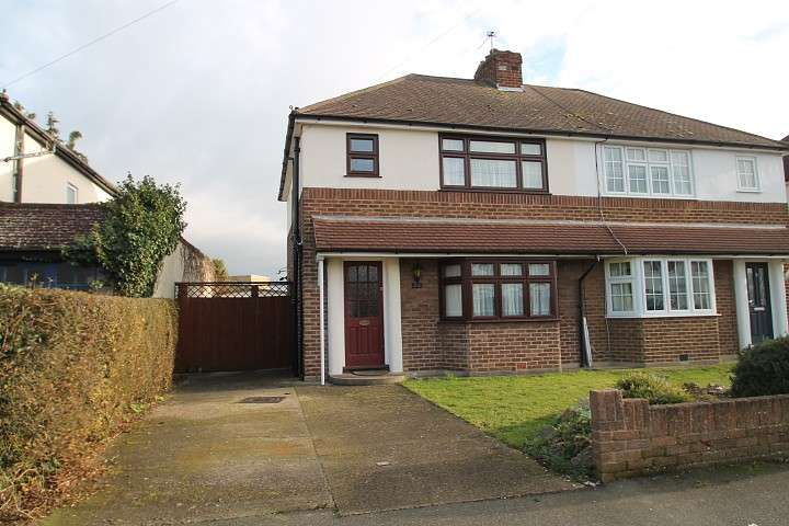 3 Bedrooms Semi Detached House for sale in Ash Grove, Staines-Upon-Thames, TW18