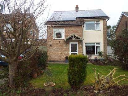 3 Bedrooms Detached House for sale in Mountbatten Road, Oakham, Rutland