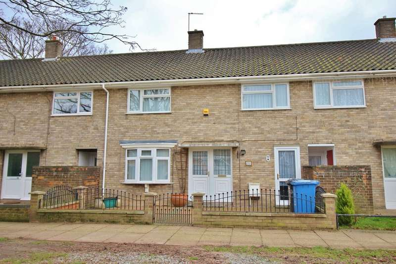 3 Bedrooms Semi Detached House for sale in Munnings Road, Norwich