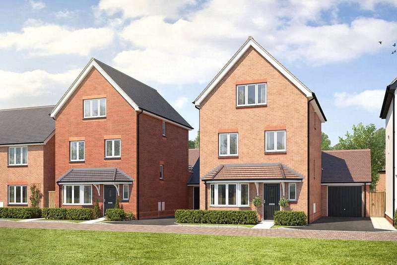 4 Bedrooms Detached House for sale in Cresswell Park, Roundstone Lane, Angmering, BN16