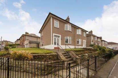 3 Bedrooms Semi Detached House for sale in Drumsargard Road, Rutherglen