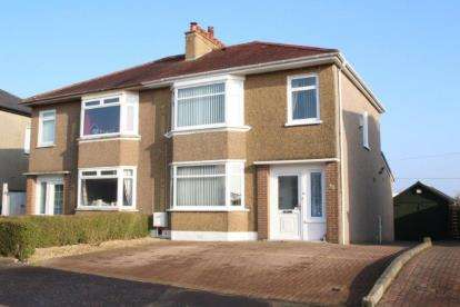 3 Bedrooms Semi Detached House for sale in Craighill Drive, Clarkston