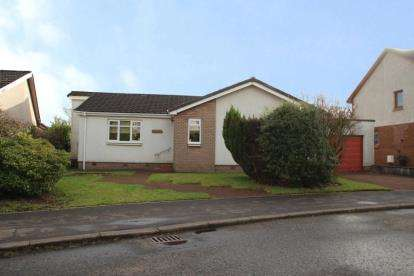 3 Bedrooms Bungalow for sale in Avonhead Avenue, Cumbernauld