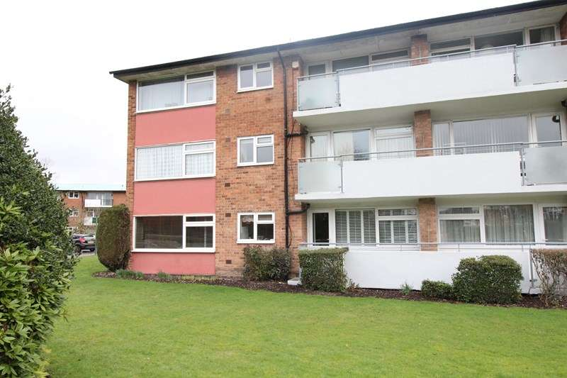 2 Bedrooms Ground Flat for sale in Harwood Grove, Shirley, Solihull