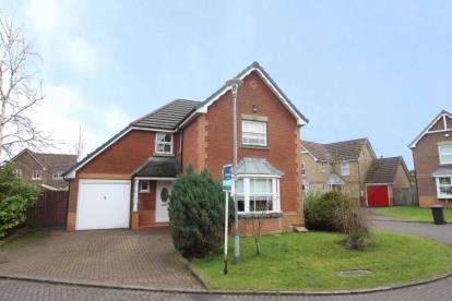4 Bedrooms Detached House for sale in Donaldswood Park, Paisley, Renfrewshire