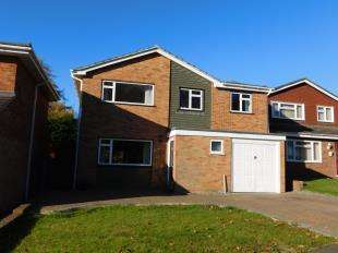 4 Bedrooms Detached House for sale in Matfield Crescent, Maidstone, Kent, Maidstone